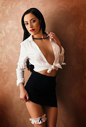 Chantal - Girl escort Reims