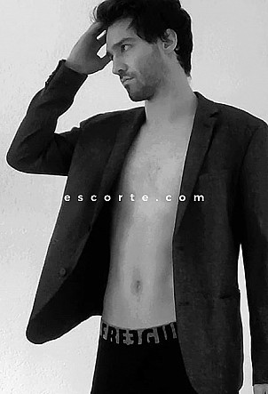 Brice - Males escort Paris
