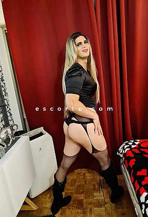 Mary Jane - Hommes escort Paris